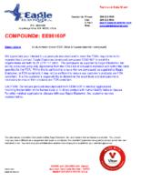 EE96160F Technical Data Sheet