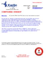 EE98465F Technical Data Sheet