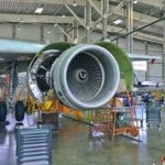 Aerospace Jet Engine