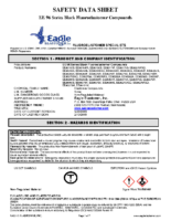 Safety Data Sheets - Eagle Elastomer Inc