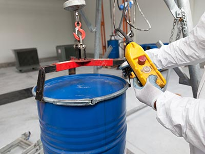 Hazardous Chemical Perfluoroelastomer Handling