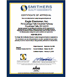 AS9100:2016 Certificate